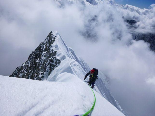 Lecciones del alpinismo - Monfort
